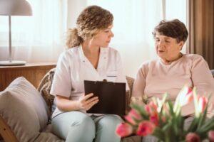 Wie und wo einen Pflegeantrag stellen